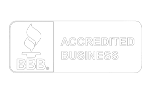 Logo for BBB Accredited Business