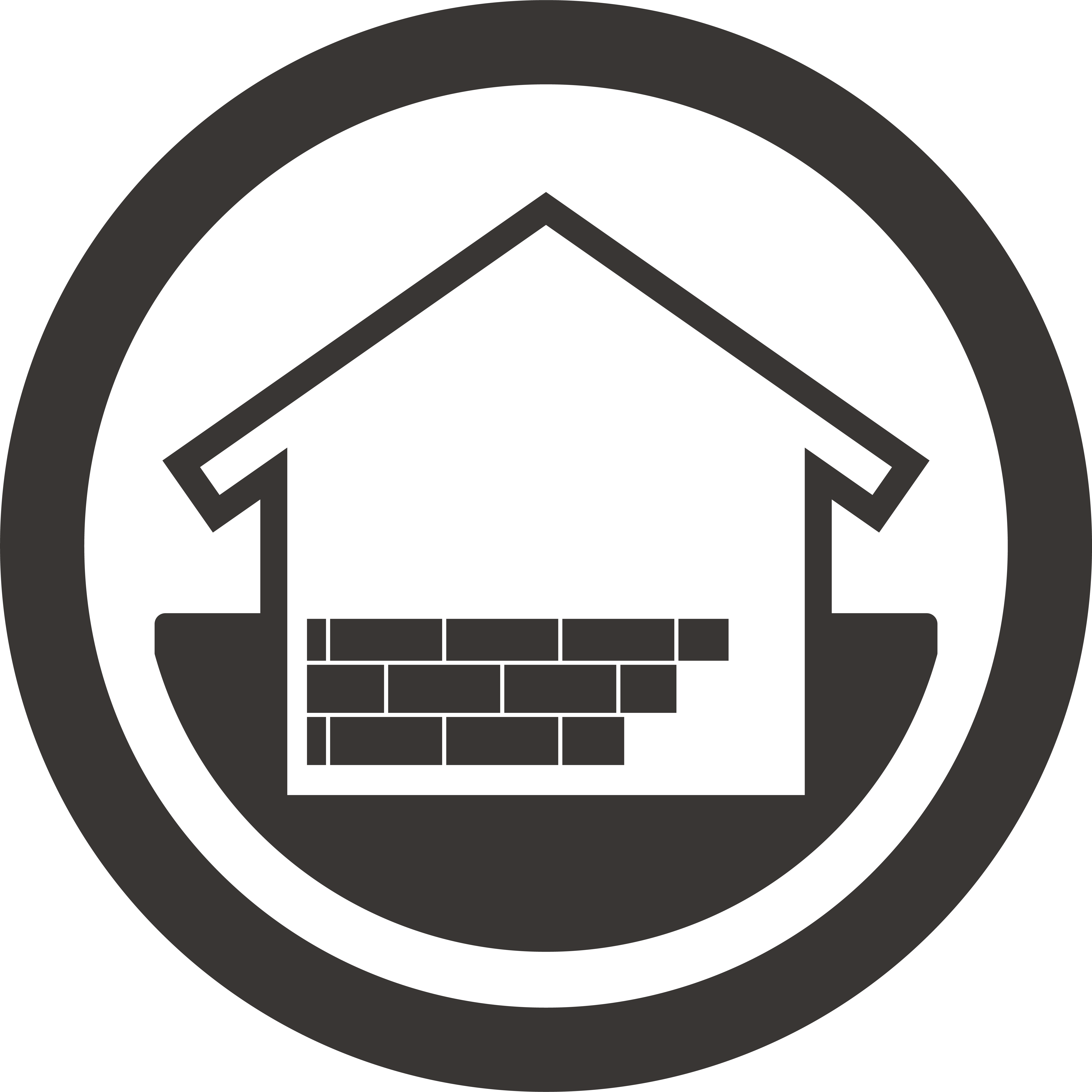 Logo for foundation repair icon
